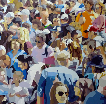 Crowded - Philip Williams